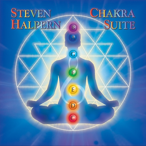 CHAKRA SUITE# 1 Best-Seller7 Musical KeynotesBalance 7 chakrasfor